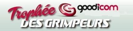 Classement general provisoire du Trophée Goodicom des Grimpeurs