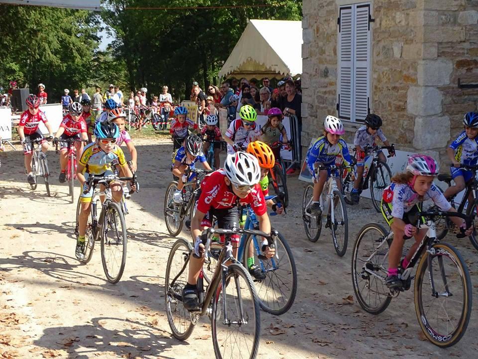 Cyclo cross de Chavanoz