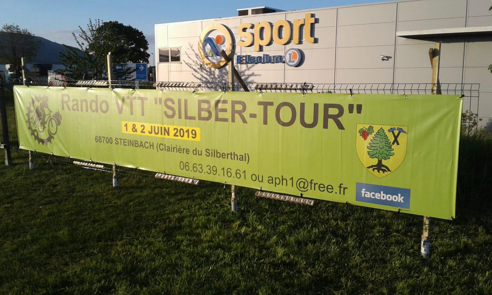 Banderole de SILBER TOUR