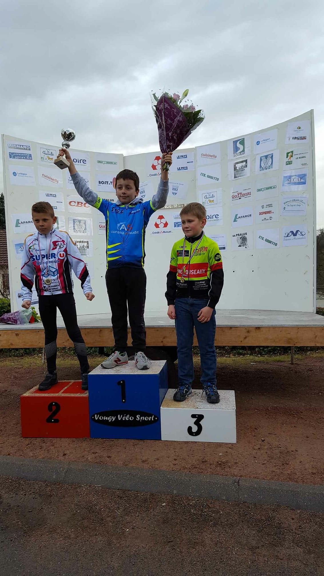Grand Prix de Vougy de Cyclo randonneurs saint chamonais