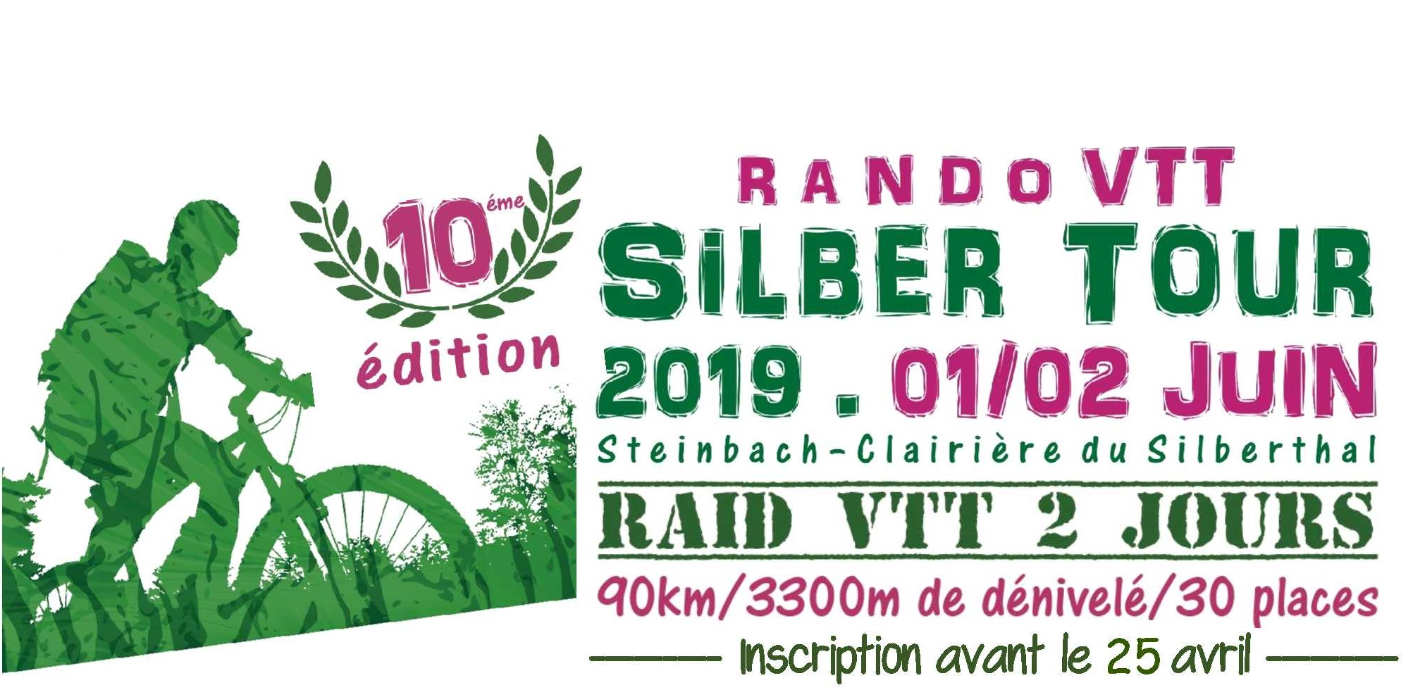 RAID de SILBER TOUR