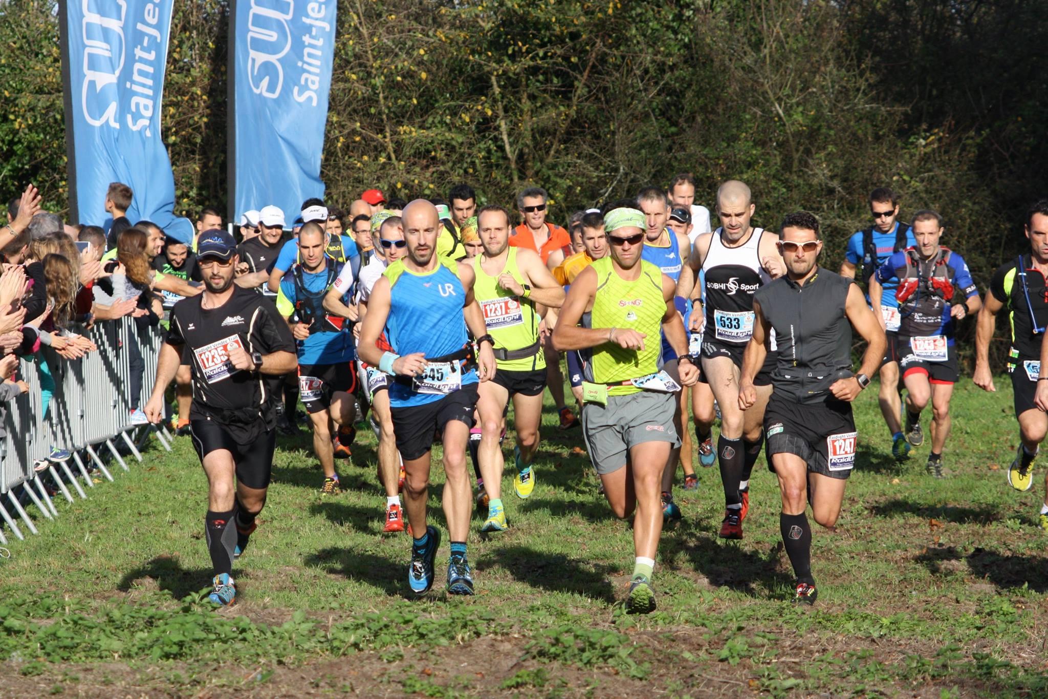 Défi SUPER U : 12 km diurne (15h30) + 12 km nocturne (19h15) à Saint Jean de Monts