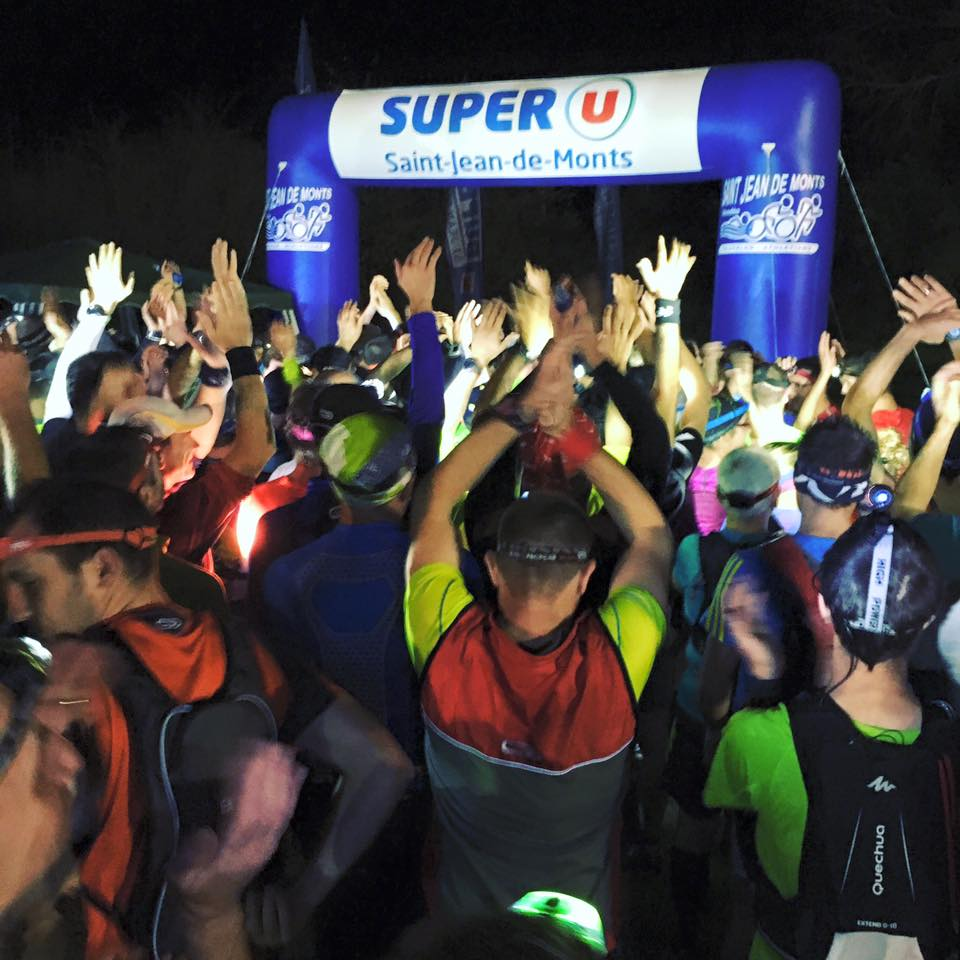 12 km nocturne Nov FM - 19H15 à Saint Jean de Monts