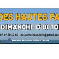 TRAIL DES HAUTES FALAISES 2018 - 34 km à SASSETOT-LE-MAUCONDUIT