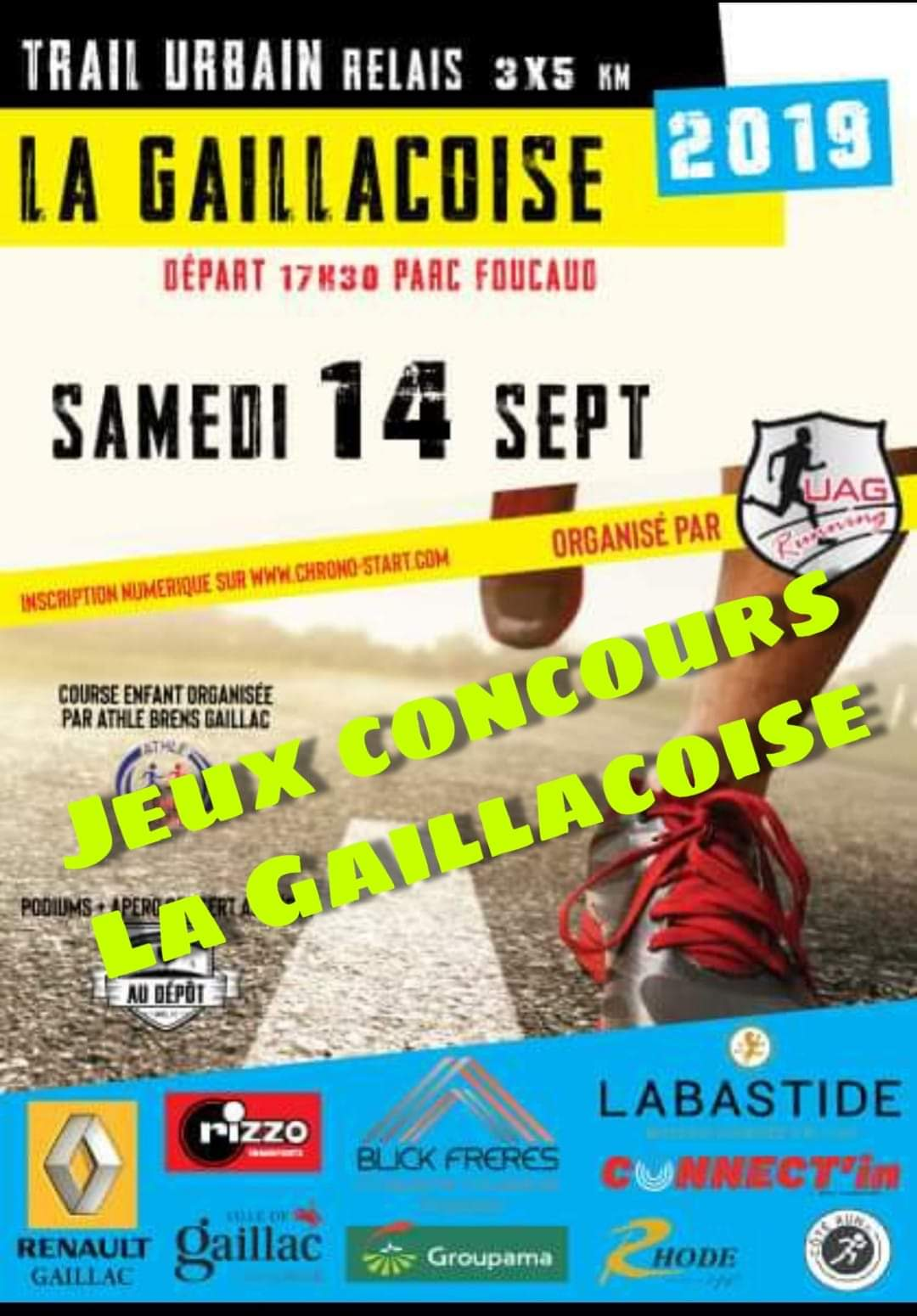 La Gaillacoise à Gaillac