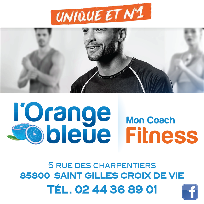6 km L'ORANGE BLEUE (17H30)