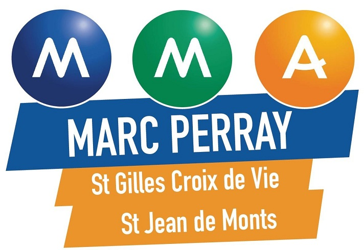 14 km MMA Marc Perray  (17H15) à Saint Jean de Monts
