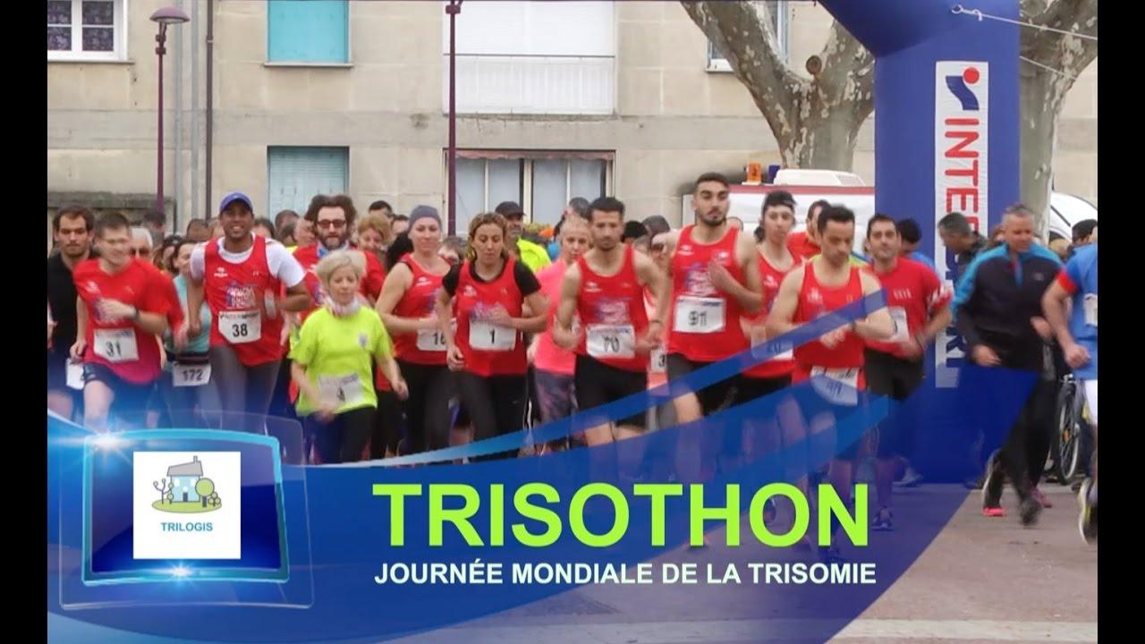 TRISOTHON 10 km à TARASCON